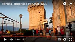 Reportage video TV Azur Nice